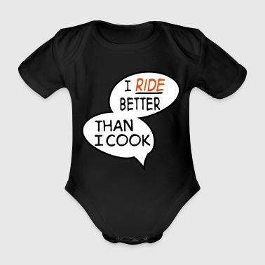 2541614 15534494 ride - Baby Bio-Kurzarm-Body