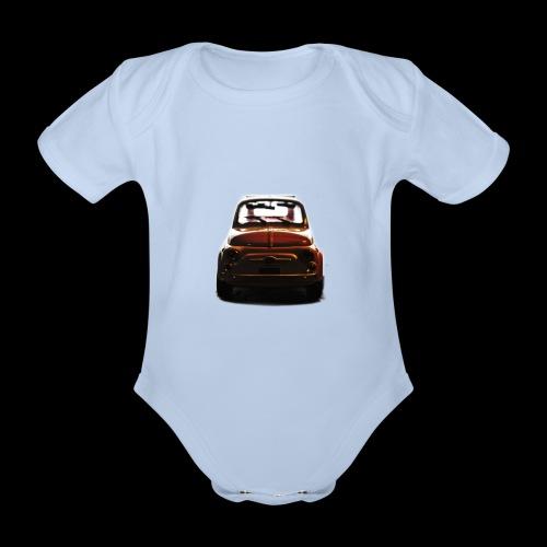 500gold - Body ecologico per neonato a manica corta