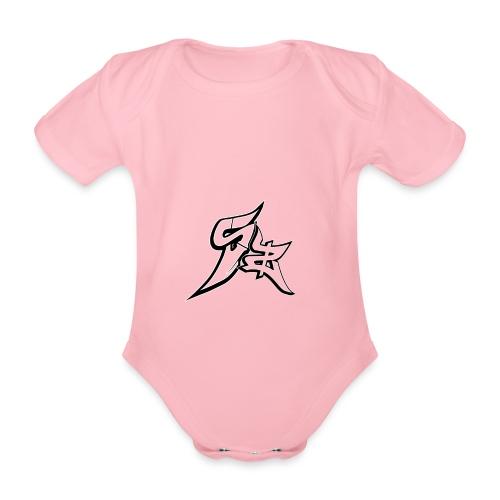 Sanddez - Body orgánico de manga corta para bebé