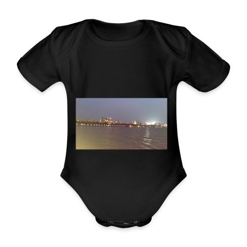 Friends 2 - Organic Short-sleeved Baby Bodysuit