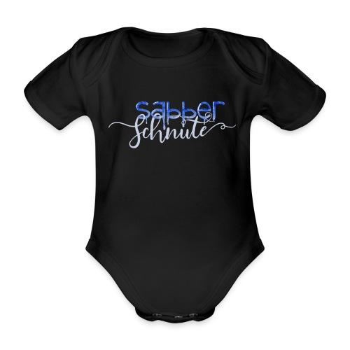 Sabberschnute - Baby Bio-Kurzarm-Body