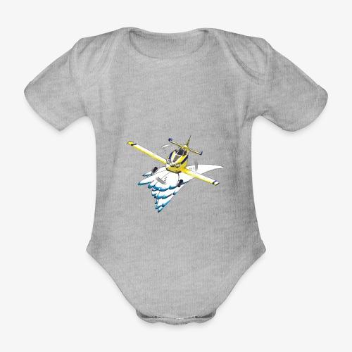 ATC2 - Body Bébé bio manches courtes