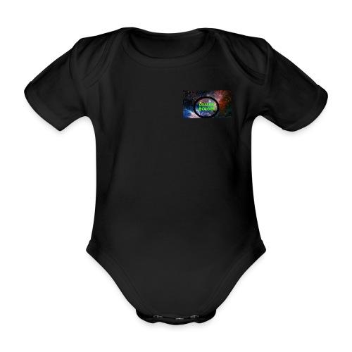 BOLGERSHOP - Organic Short-sleeved Baby Bodysuit