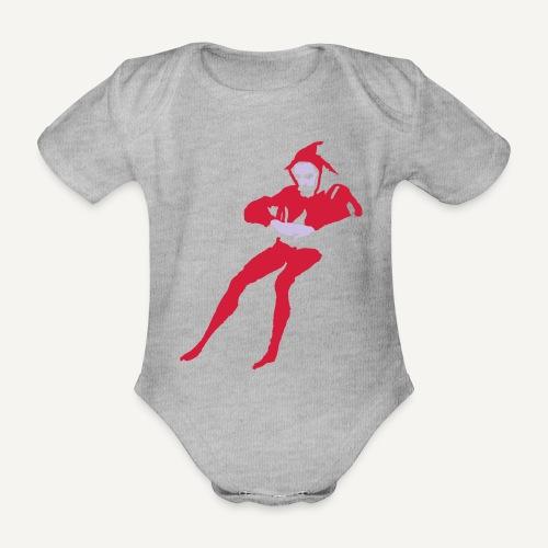 Stańczyk - Ekologiczne body niemowlęce z krótkim rękawem