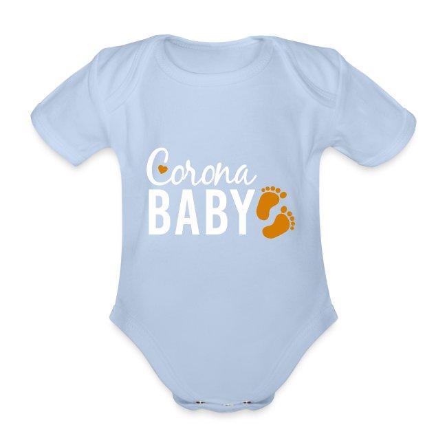 Corona Baby Babybauch Schwangerschaft neutral