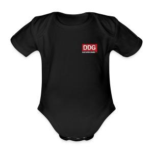 ddg - Baby bio-rompertje met korte mouwen