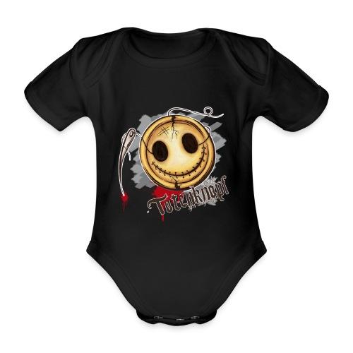 Totenknopf - Baby Bio-Kurzarm-Body