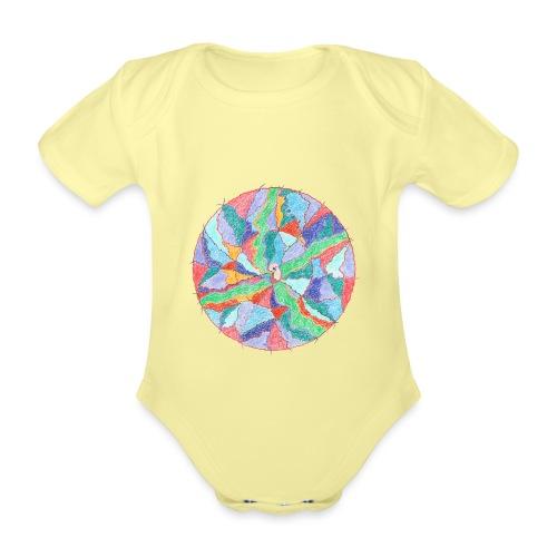 Creativity Nourishment originale JPG png - Body ecologico per neonato a manica corta