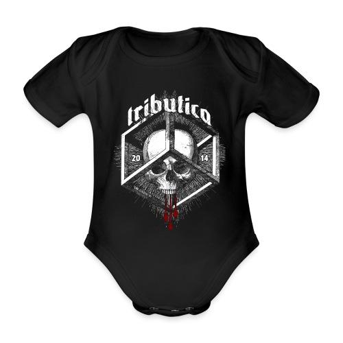 Tears of Death BY TRIBUTICA® - Baby Bio-Kurzarm-Body