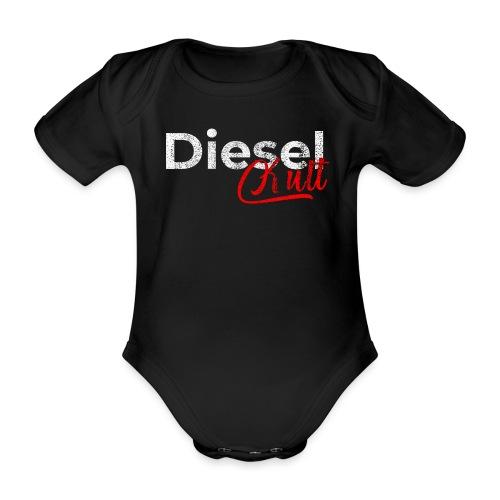 Dieselkult by Dieselholics I Für Diesel Freunde - Baby Bio-Kurzarm-Body