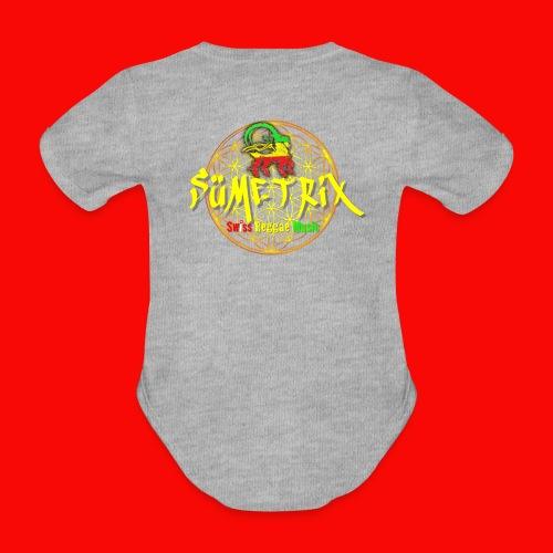 SÜMETRIX FANSHOP - Baby Bio-Kurzarm-Body