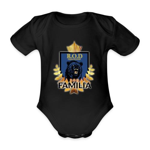 familia - Baby Bio-Kurzarm-Body