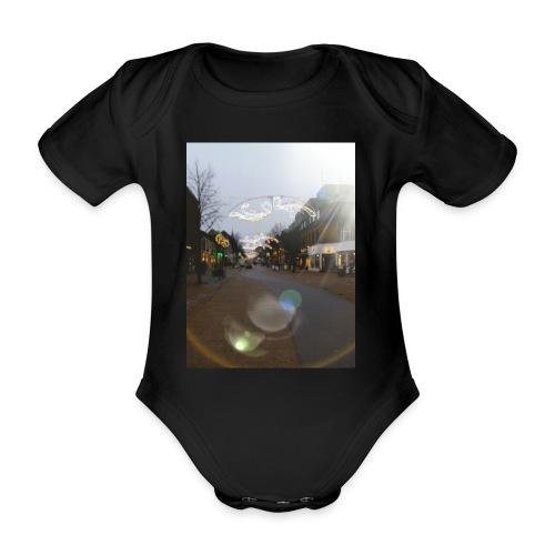 20180112 025558 - Kortærmet babybody, økologisk bomuld