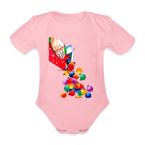 X ereals - Organic Short-sleeved Baby Bodysuit