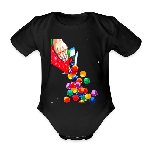 X ereals - Organic Short-sleeved Baby Bodysuit