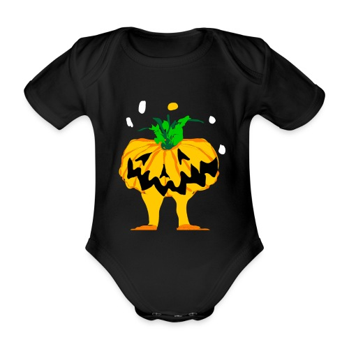 HALLOWEEN COLLECTION 2017 - Baby Bio-Kurzarm-Body