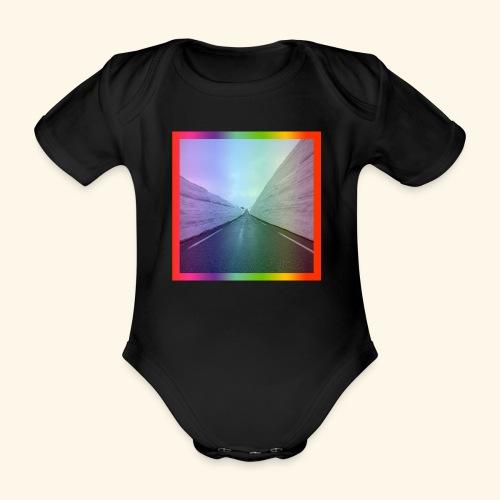 road to nowere - Body ecologico per neonato a manica corta