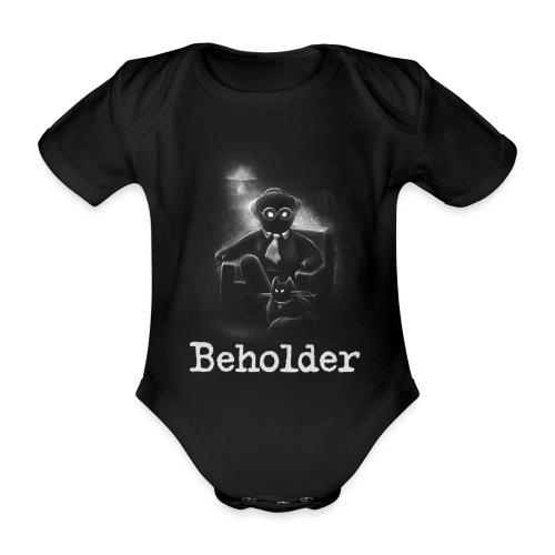 Hector Medina - Organic Short-sleeved Baby Bodysuit
