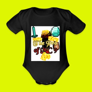 The Pro of MC 9 Profile Picture - Organic Short-sleeved Baby Bodysuit