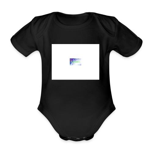 Llamanators - Organic Short-sleeved Baby Bodysuit