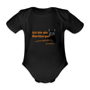 Statement Bernburg - Baby Bio-Kurzarm-Body