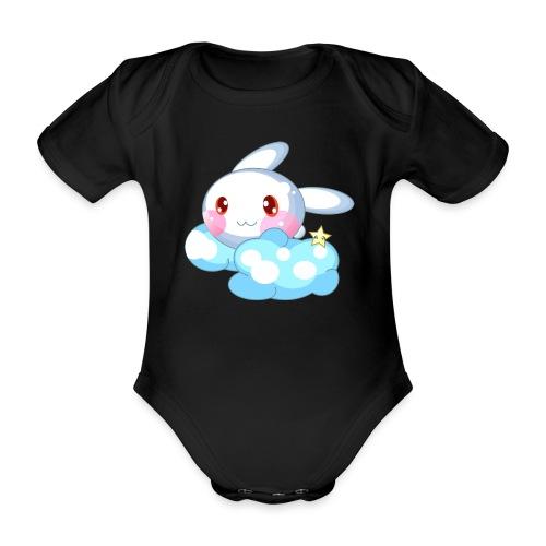 lapin - Body bébé bio manches courtes