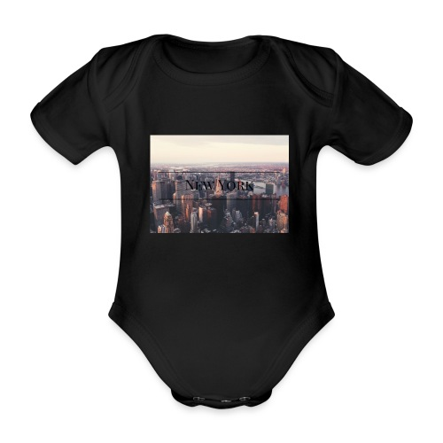 spreadshirt - Body Bébé bio manches courtes