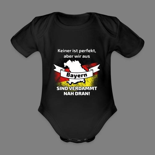 Perfekt Bayern - Baby Bio-Kurzarm-Body