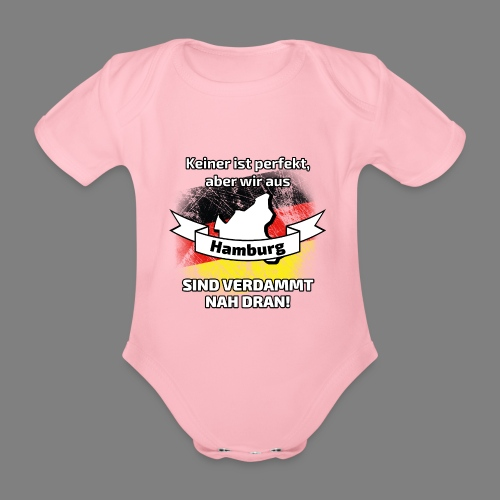 Perfekt Hamburg - Baby Bio-Kurzarm-Body