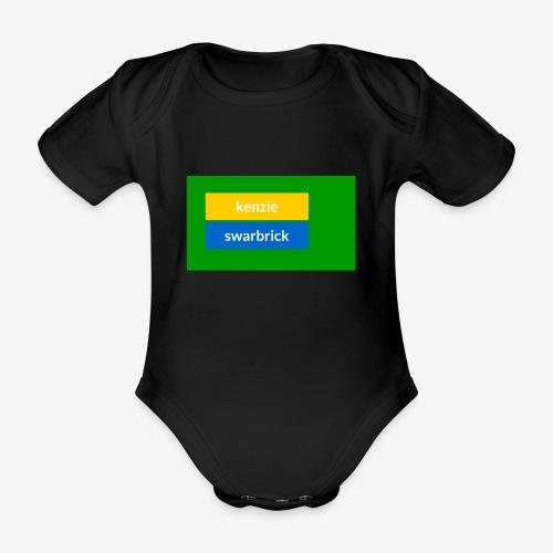 t shirt - Organic Short-sleeved Baby Bodysuit