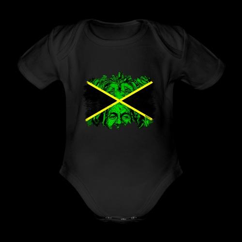 LION BOB JAMAICA - Baby Bio-Kurzarm-Body