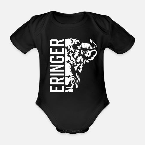 ERINGER WALLIS (W) - Baby Bio-Kurzarm-Body