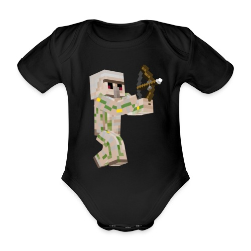 Bow Shooter - Ekologisk kortärmad babybody