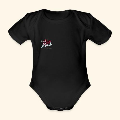 Rote Traube - Baby Bio-Kurzarm-Body