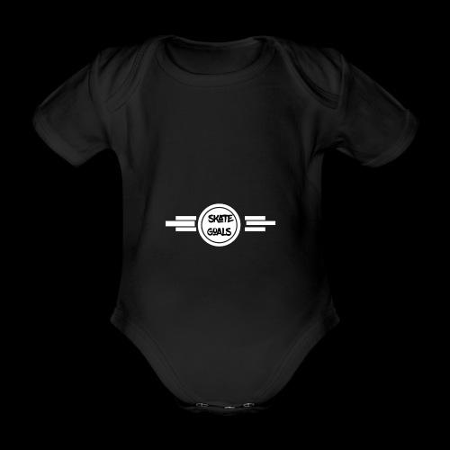 THE ORIGINIAL - Baby bio-rompertje met korte mouwen