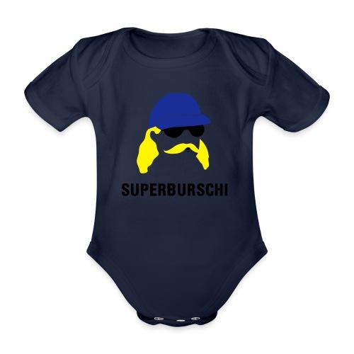 SUPERBURSCHI - Baby Bio-Kurzarm-Body