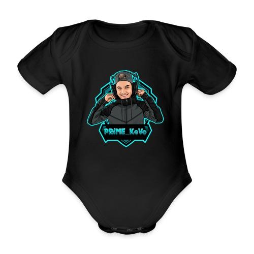 Logo PRiME_KeVo - Baby Bio-Kurzarm-Body