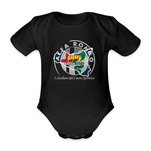 sac - Body ecologico per neonato a manica corta