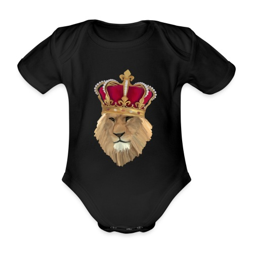 The Lion King - Ekologisk kortärmad babybody