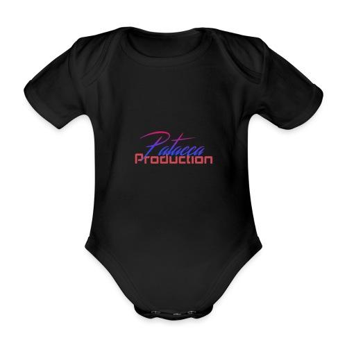 PATACCA PRODUCTION - Body ecologico per neonato a manica corta