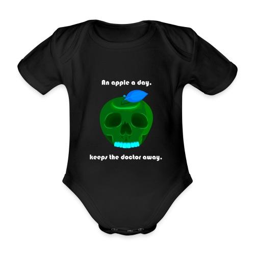 An apple a day - Baby Bio-Kurzarm-Body