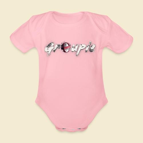 Radball | Cycle Ball Groupie - Baby Bio-Kurzarm-Body