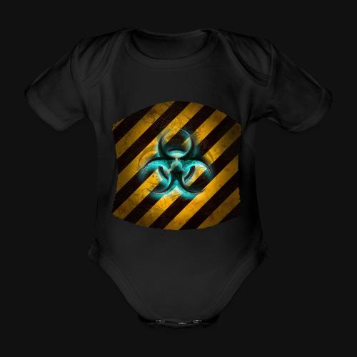 Biohazard v1 - Baby Bio-Kurzarm-Body