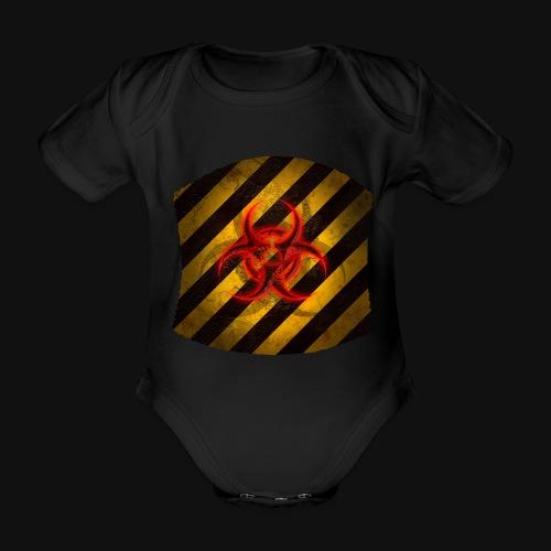 Biohazard v2 - Baby Bio-Kurzarm-Body