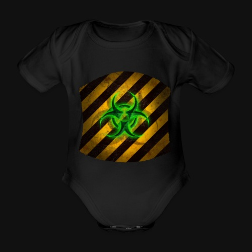 Biohazard v3 - Baby Bio-Kurzarm-Body