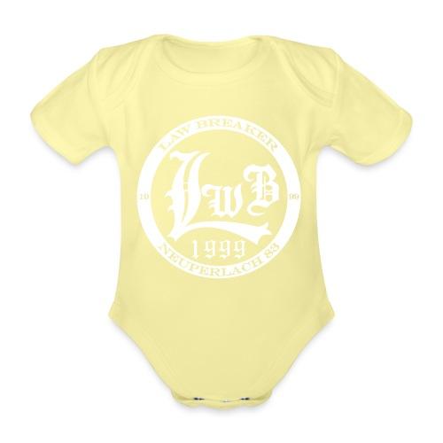 LawBreaker Street Collect - Baby Bio-Kurzarm-Body
