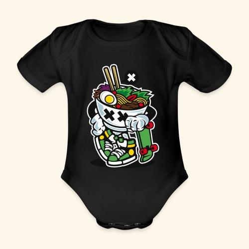 Ramen Style - Baby Bio-Kurzarm-Body
