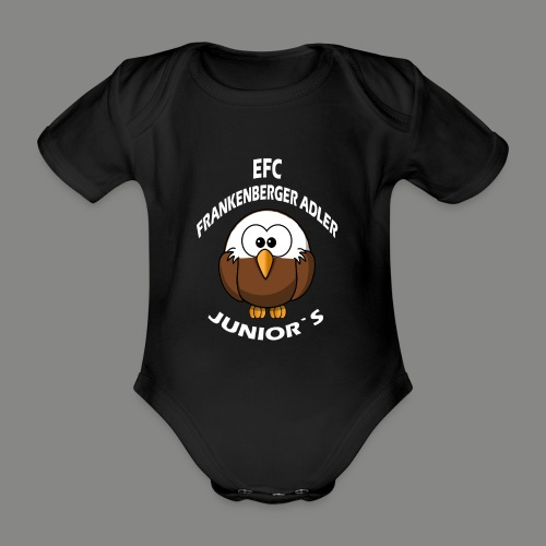 Junior`s Weiß - Baby Bio-Kurzarm-Body