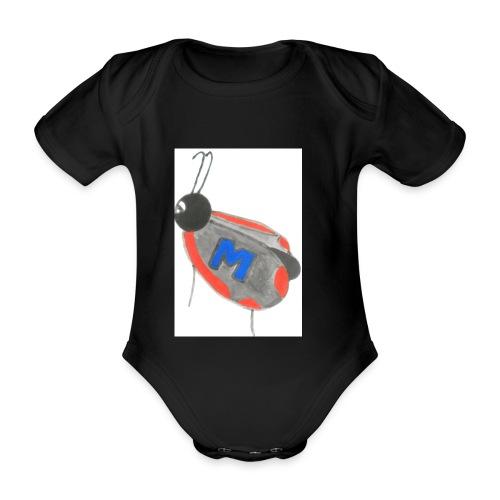 Motte2 neu jpg - Baby Bio-Kurzarm-Body
