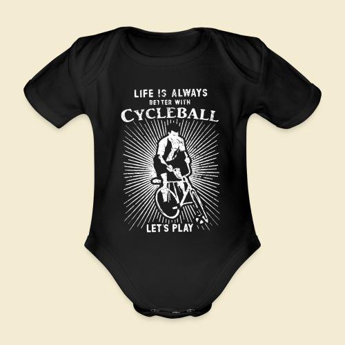 Radball | Always - Baby Bio-Kurzarm-Body